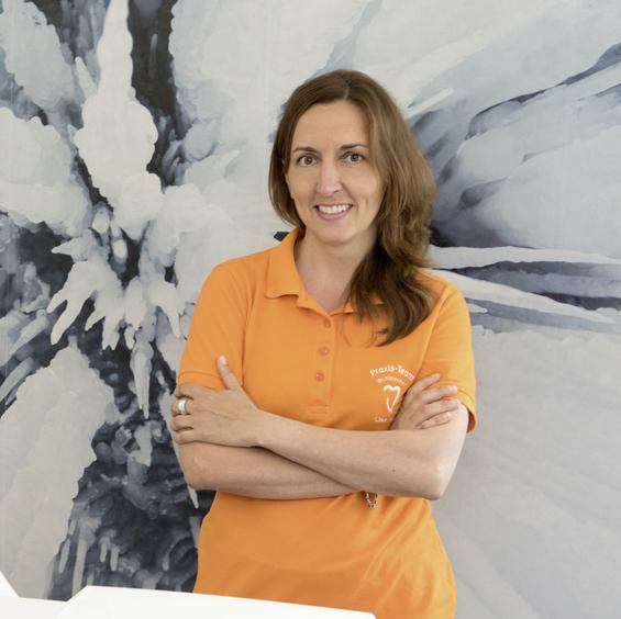 Praxisteam Dr. Irlbacher Neufinsing - Martina